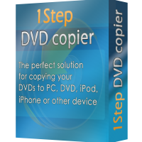 1Step DVD Copier box