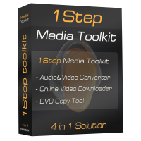 1Step Media Toolkit box