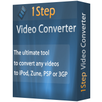 1Step Video Converter box